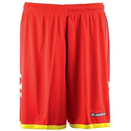 Salerne Match Short Red / Yellow